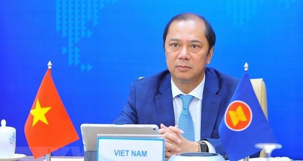 Việt Nam proposes ASEAN, China prioritise coordination in COVID-19 fight