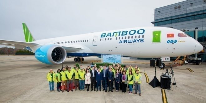 Bamboo Airways Files Intentions to Fly to San Francisco and Los Angeles